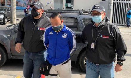 Capturado y asegurado policía por muerte de un civil en protestas de Soacha
