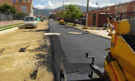 Recuperan vías en San Mateo, Soacha