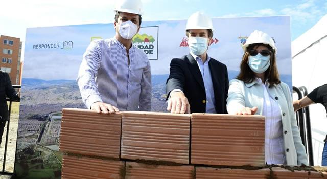 En diciembre se entregará Plaza de Mercado en Ciudad Verde, Soacha