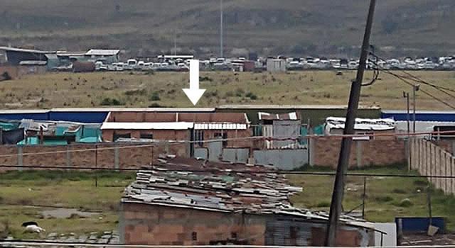 Responsabilizan a la Alcaldía de Soacha por no controlar invasión en la entrada a San Nicolás