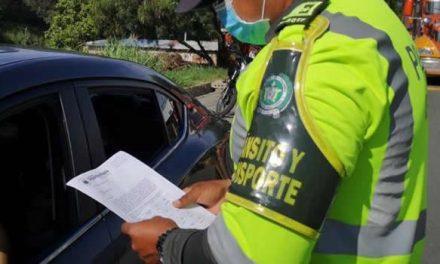 56 conductores sancionados por embriaguez los dos primeros días del año