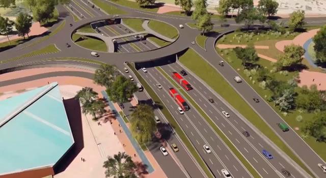 Las grandes obras de infraestructura de Bogotá son heredadas del exalcalde Peñalosa