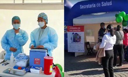 [VIDEO]  En Soacha se abrió jornada departamental de vacunación