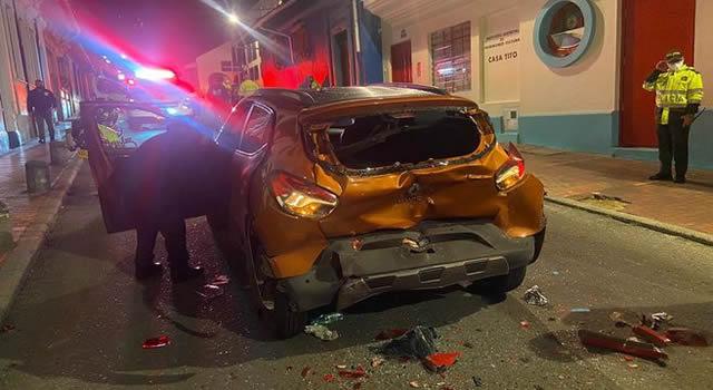 [VIDEO] Judicializan hombre que arrolló con su vehículo a un policía en Bogotá