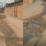 Denuncian deplorable estado de vía principal en Soacha