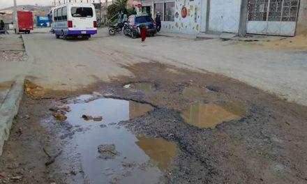 Urgente intervención vial piden residentes de Ciudadela Sucre, Soacha