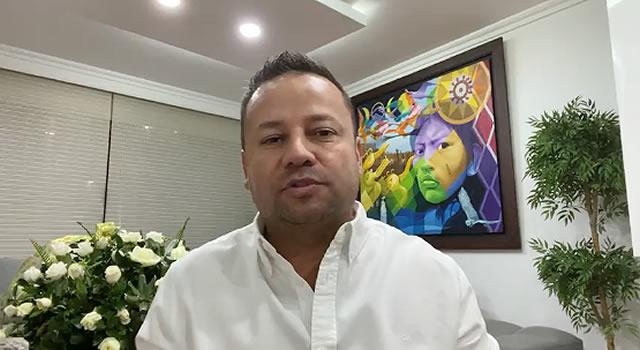 Alcalde de Zipaquirá dio positivo para COVID-19