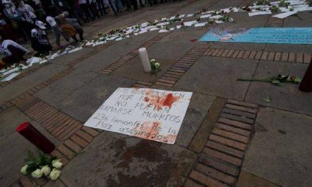 Indepaz actualizó cifras de violencia contra líderes sociales