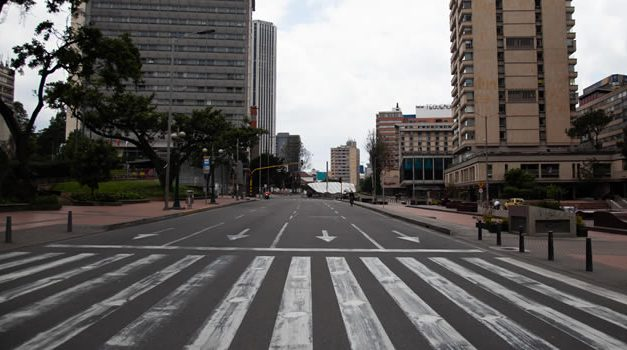 Cuarentena total el fin de semana en Bogotá