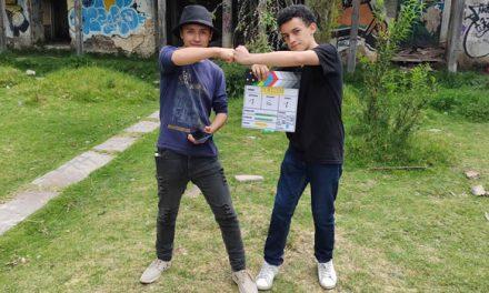 25 retos: la serie web dirigida por un soachuno de 14 años
