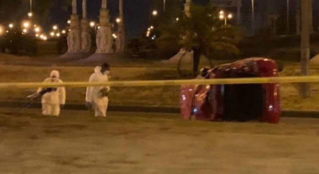 Fatal accidente de tránsito deja mujer muerta en Bogotá