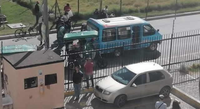 Bicitaxistas siguen ocasionando accidentes en Soacha