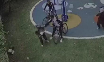 [VIDEO]  Repudiable atraco a dos adultas mayores en Bogotá