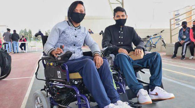 Ayudas técnicas para 190 personas con discapacidad de Soacha