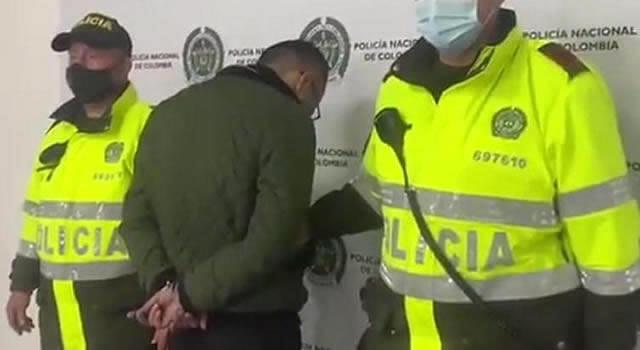 Atrapan ladrón que se robó 230 millones de pesos en Bogotá