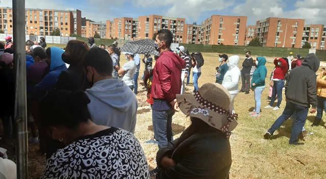 El 'agarrón' por la propuesta de construir la plaza de mercado en Ciudad Verde, Soacha