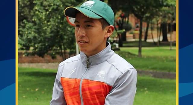 Cristian Moreno, el atleta soachuno elegido mejor semifondista de la década
