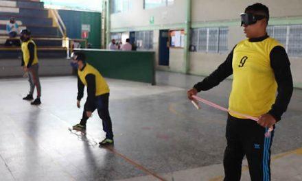 Habilitan espacios deportivos gratuitos para la población soachuna con discapacidad