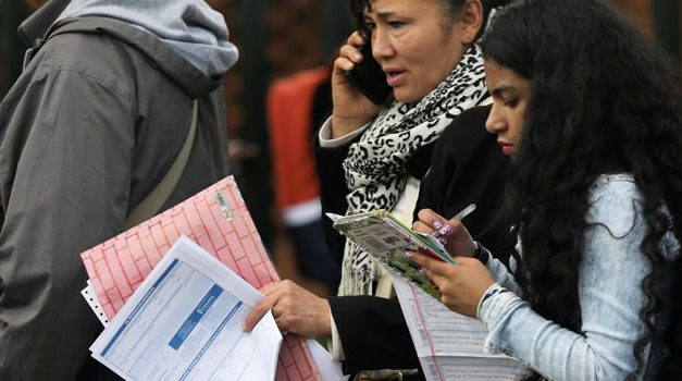 Más de 2.000 vacantes para trabajar con el Distrito