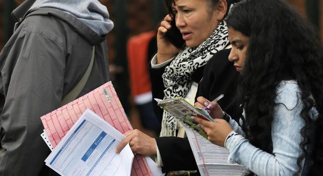 Feria laboral en Soacha, son 620 empleos directos