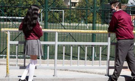 Otros 21 colegios se suman al regreso a clases presenciales en Bogotá