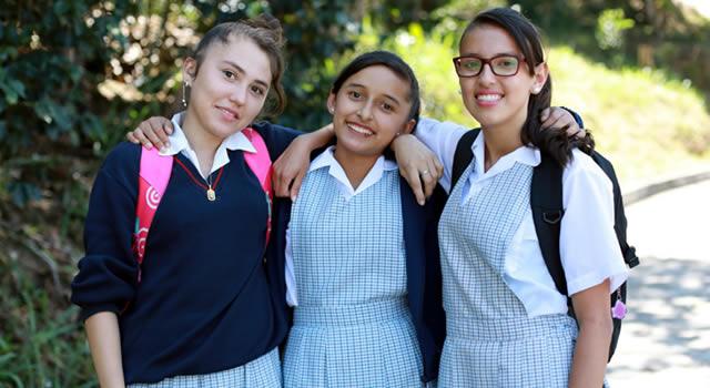 Jornada única para estudiantes de Cazucá será una realidad