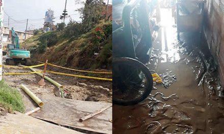 [VIDEO] Por culpa del Acueducto, familias de Soacha lo perdieron todo