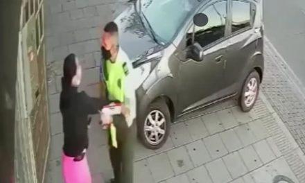 Ladrón se disfraza de Policía en Bogotá e intenta robar vivienda de una mujer