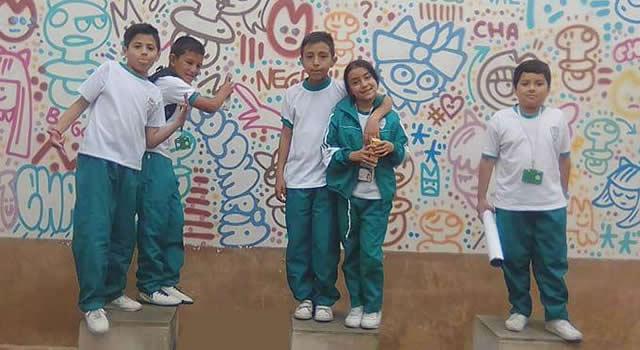 Liceo Gregorio Mendel de Soacha, 'educando con el ejemplo'