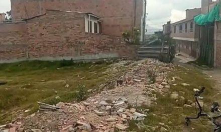 Tierreros llegan a La Veredita en Soacha, ofrecen lotes a $5 millones