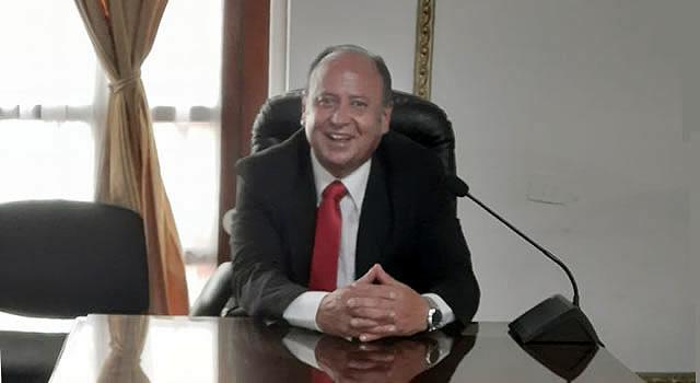 Miguel Figueroa se posesionó como nuevo concejal de Soacha