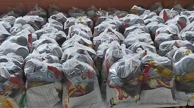 Sigue entrega de insumos en Soacha para preparar refrigerios escolares en casa