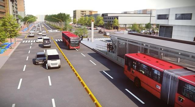 Juez levanta suspensión de obras de Transmilenio por la avenida 68 de Bogotá
