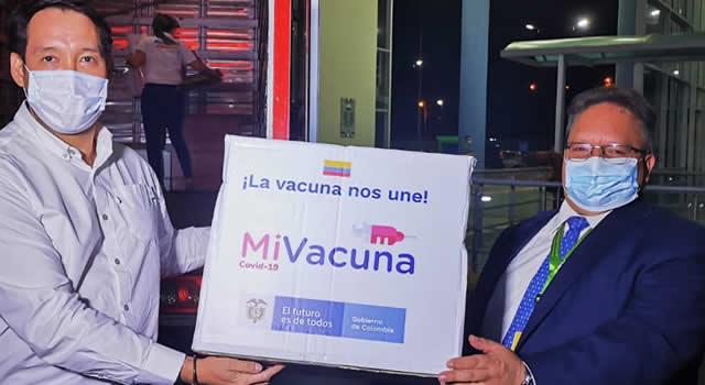 Llegó el día, hoy comienza la vacunación contra el COVID-19 en Soacha
