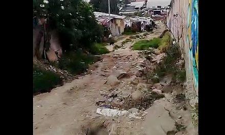 [VIDEO] Tumbarían casas para construir vía principal en Soacha