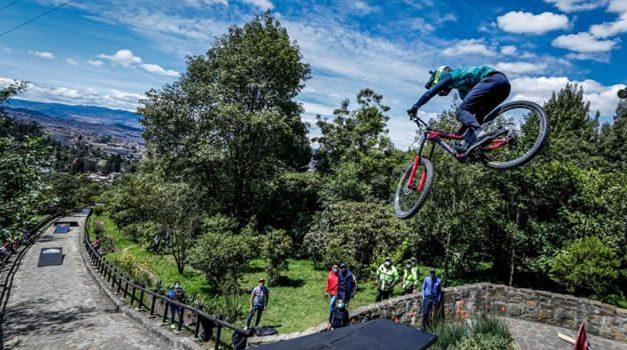 Un francés ganó el Monserrate Cerro Abajo 2021