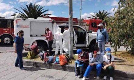 Muere paciente por explosión de cámara hiperbárica en clínica de Bogotá