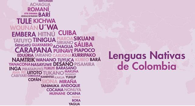 Colombia celebra el  Día Internacional de la Lengua Materna