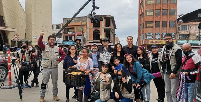 Un like por las garullas de Soacha y su miniserie 'Mucha garulla'