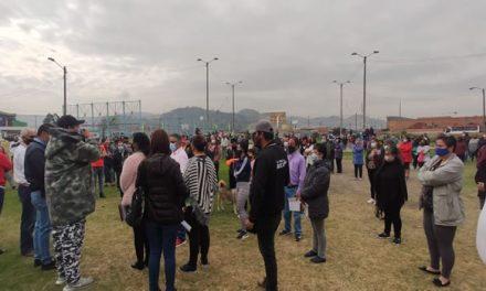 Alcalde de Soacha pide a la comunidad que aún no pague recibo del predial