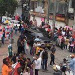 Distrito y comerciantes de San Victorino concertan reactivación del Madrugón