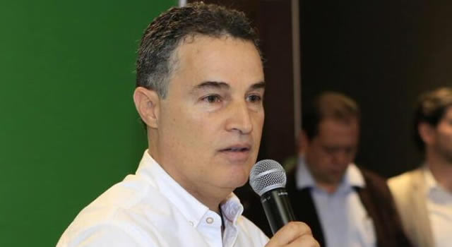 Capturado el gobernador de Antioquia Aníbal Gaviria