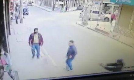[VIDEO] Así fue el ataque del hombre que le disparó a su expareja y a otras dos personas en Soacha