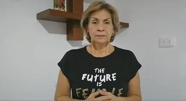 [VIDEO]  Betty Zorro dice que hay una administración sorda y ciega en Soacha