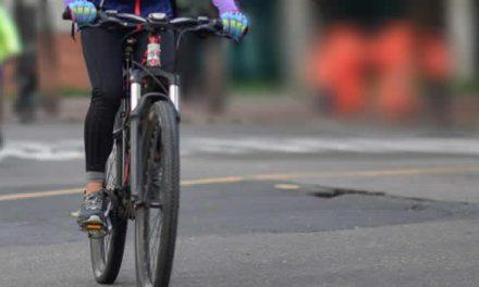 No para el robo de bicicletas en Soacha