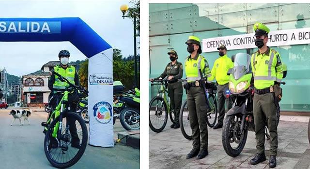 'Biciguardianes', la estrategia que brindará seguridad a los ciclistas en Cundinamarca