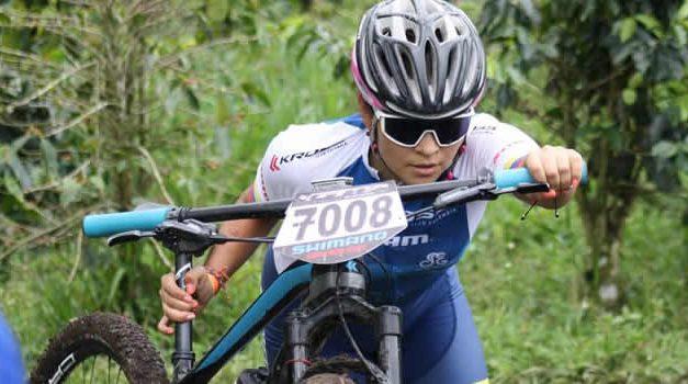 Destacada participación de Soacha en la Copa Nacional de ciclomontañismo en Pereira