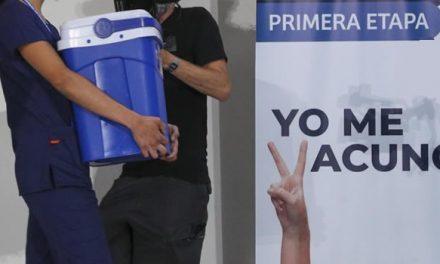En Bogotá roban camioneta con cajas térmicas para almacenar vacunas