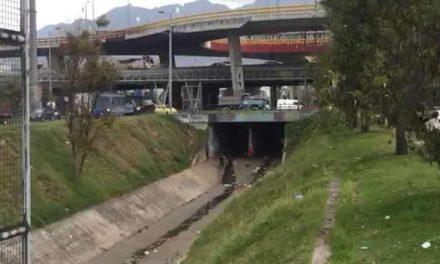 Identifican cuerpo de joven encontrado en el caño de la Sexta en Bogotá
