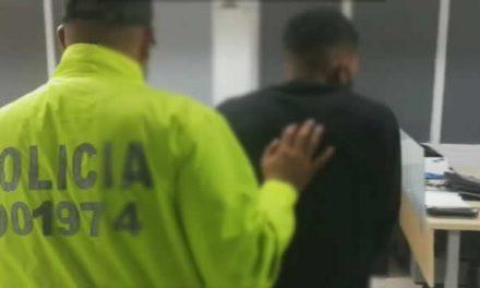 Capturan sujeto que le propinó 52 heridas a otra persona en Cundinamarca